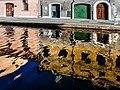 NjOCLD Centro storico di Comacchio - Riflessi e colori.jpg