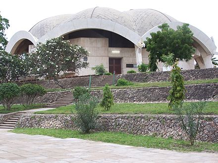 Nkrumah Hall at the University of Dar es Salaam Nkrumah.JPG