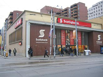 Scotiabank - Image: Nm scotiabank queen mccaul