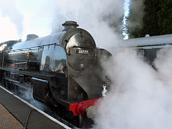 No.30777 Sir Lamiel SR King Arthur Class N15 (6779189825).jpg