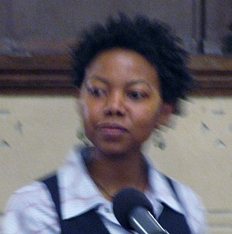 NoViolet Bulawayo - Image: No Violet Bulawayo