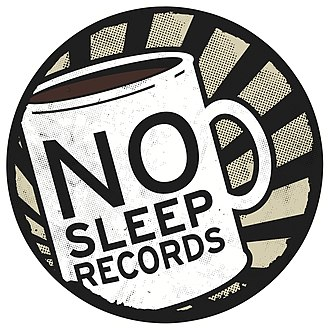 No Sleep Records - Image: No Sleep Records Logo