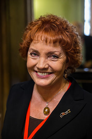 Norwegian Association for Women's Rights - Incumbent President Marit Nybakk, who is also First Vice-President of the Norwegian Parliament