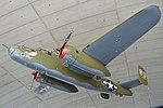 """North American B-25J Mitchell '34064 8U' """"LI'L Critter From the moon"""" (30873136491).jpg"""