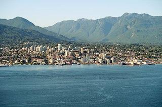 District municipality in British Columbia, Canada