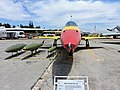 """Northrop RF-5A reconnaissance aircraft - Αεριωθούμενο αναγνωριστικό επετειακό της """"ΚΡΟΝΟΣ"""" (26964358131).jpg"""