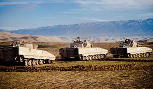 Norwegian Army - CV90's from the Norwegian Army in Afghanistan