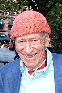 Norwegian businessman Olav Thon at Karl Johan 18 September 2010 (crop).jpg