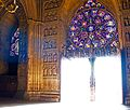 Notre Dame IV (REIMS-CATHEDRAL-STAINED GLASS-DOORWAY) (930283470).jpg