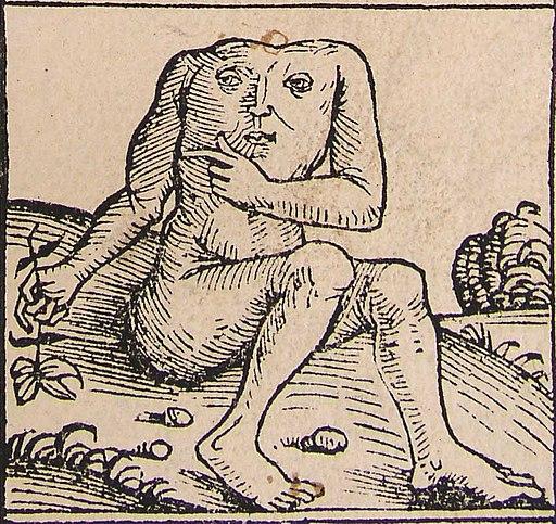 Nuremberg chronicles - Strange People - Headless (XIIr)