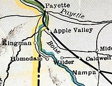 Wilder Idaho Wikipedia