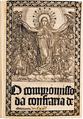 O Compromisso da Confraria de Misericórdia (1516) - Frontispício.png