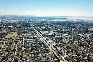 Oakridge, Vancouver Neighbourhood in Lower Mainland, British Columbia, Canada