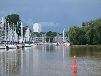 Oakville, Ontario - Oakville Harbour