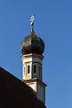 Obermenzing - Schloss Blutenburg - Kapelle - Außenansicht 005.jpg