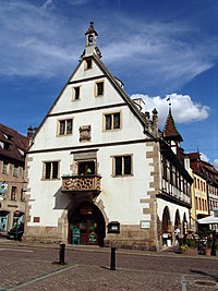 Halle aux blés d'Obernai