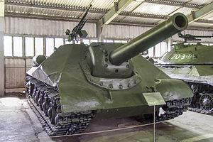 ИСУ-152 образца 1945 года — Википедия