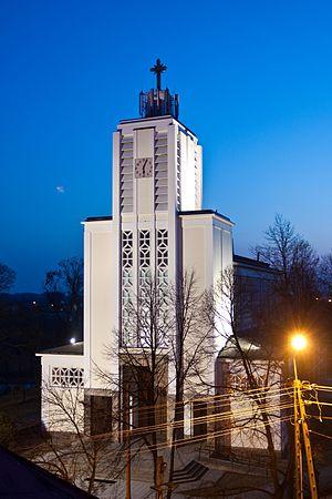 Saint Nicholas Kirche