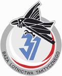 Odznaka pamiątkowa 31 Baza Lotnictwa Taktycznego.png