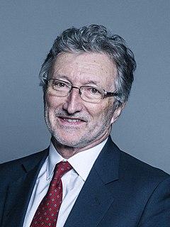 Clive Hollick, Baron Hollick British businessman