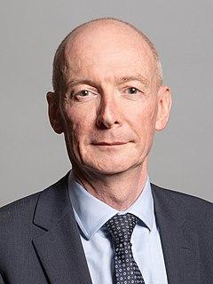 Pat McFadden British Labour politician