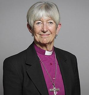 Christine Hardman Bishop of Newcastle