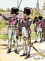 Officiers des guides de Strasbourg, 1815.jpg