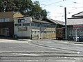 Okayama Electric Tramway Higashiyama rail yard - panoramio.jpg