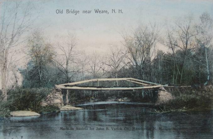 Old Bridge near Weare, NH