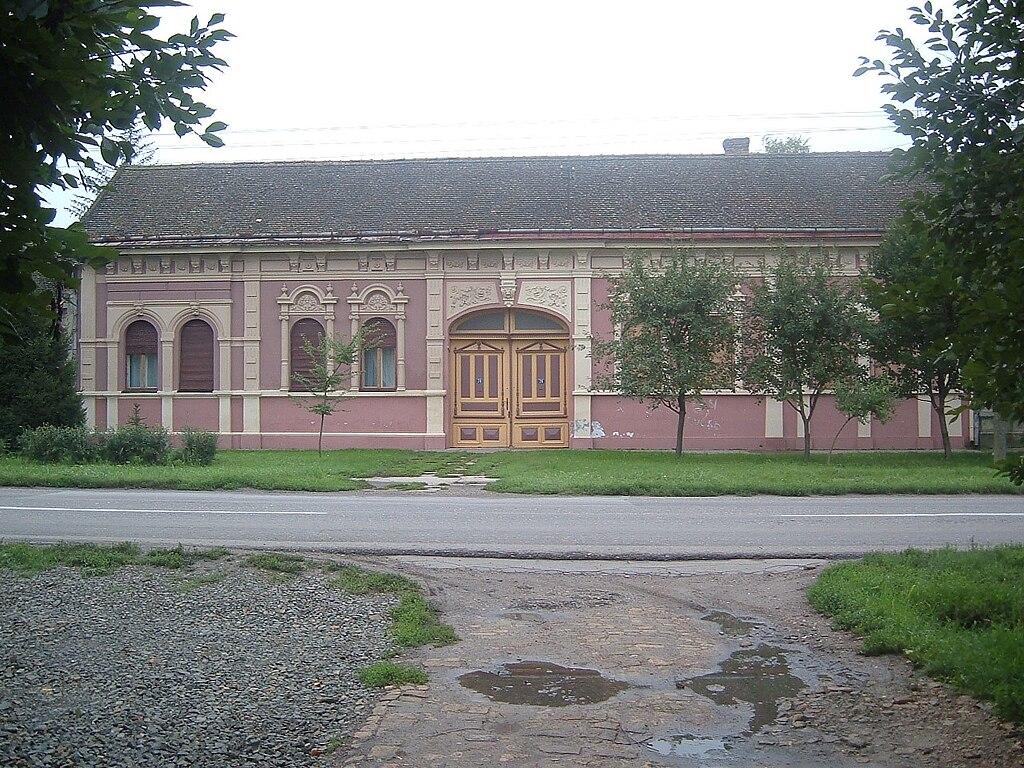 Datoteka old german house in ba ki jarak vojvodina for Classic house wikipedia