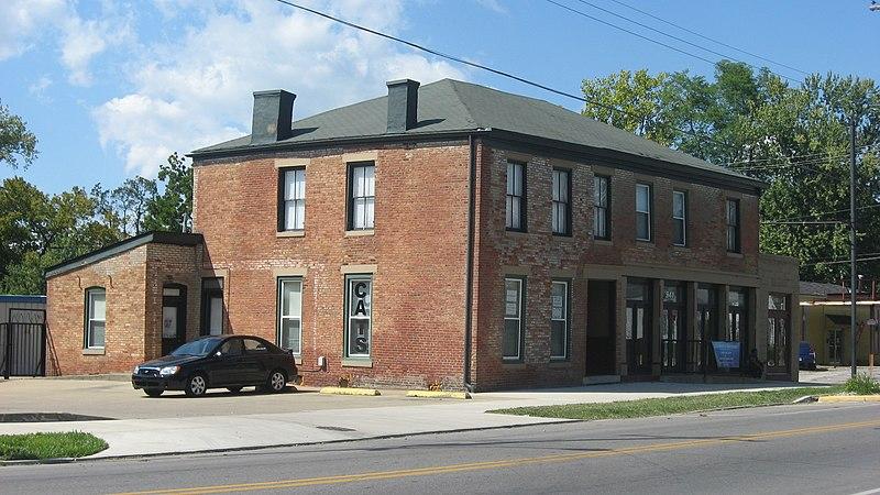 File:Old Pike Inn from southeast.jpg