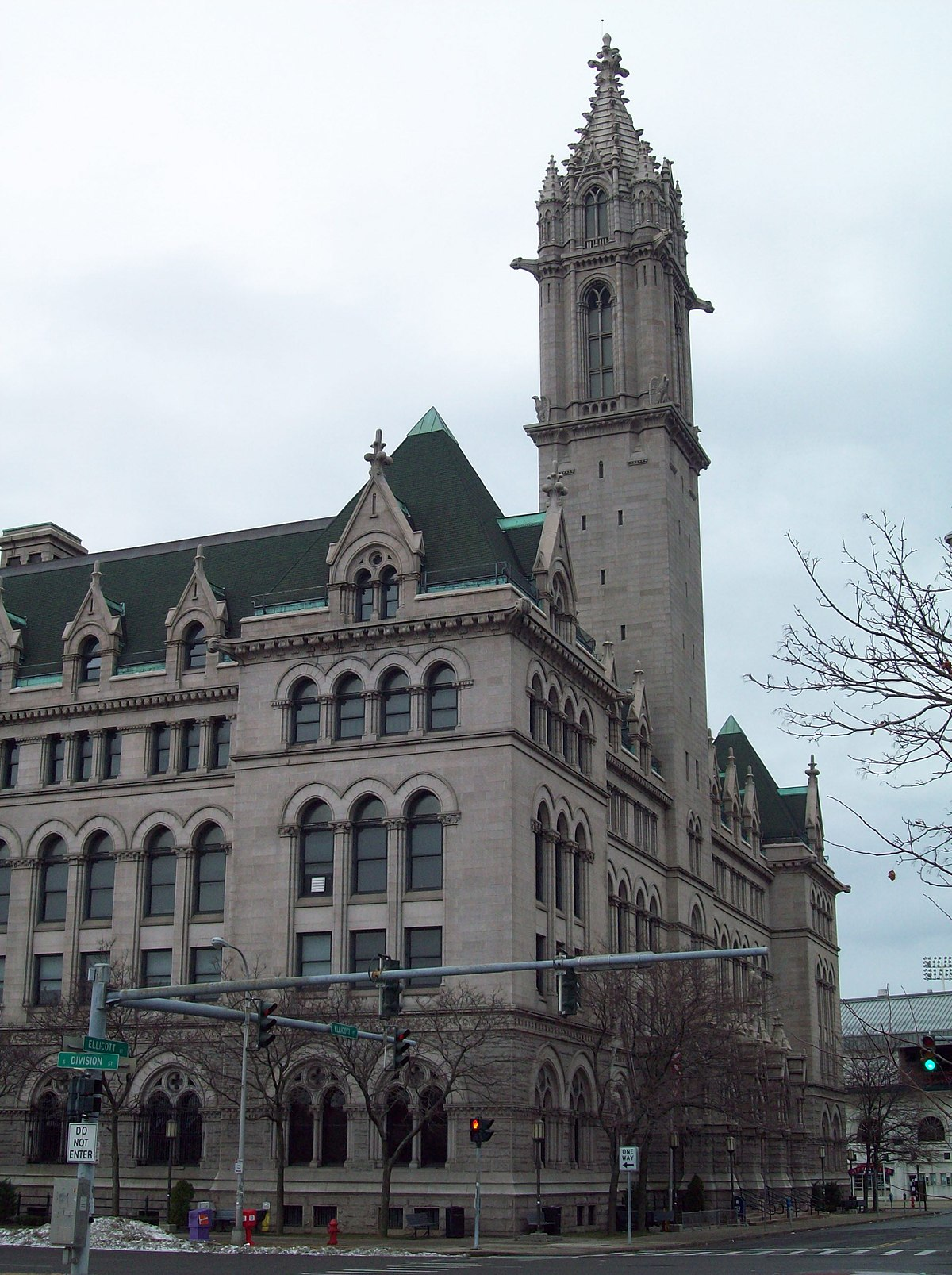 City Of Buffalo Building Department
