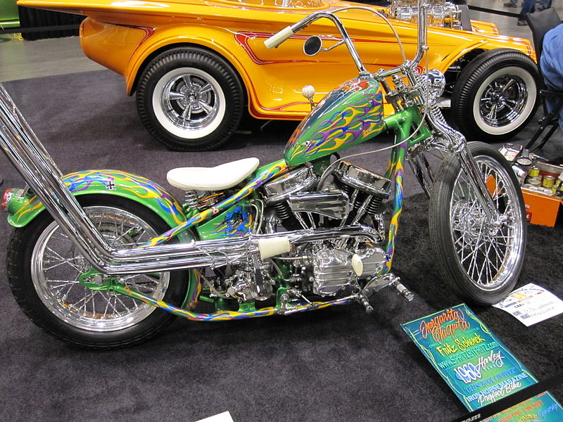 Ghost Motorcycles Long Island Scaramucci