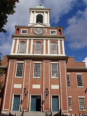 1806 in architecture - Old West Church (Boston, Massachusetts)