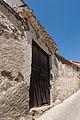 Old wall and door, Alhama de Granada, Andalusia, Spain.jpg