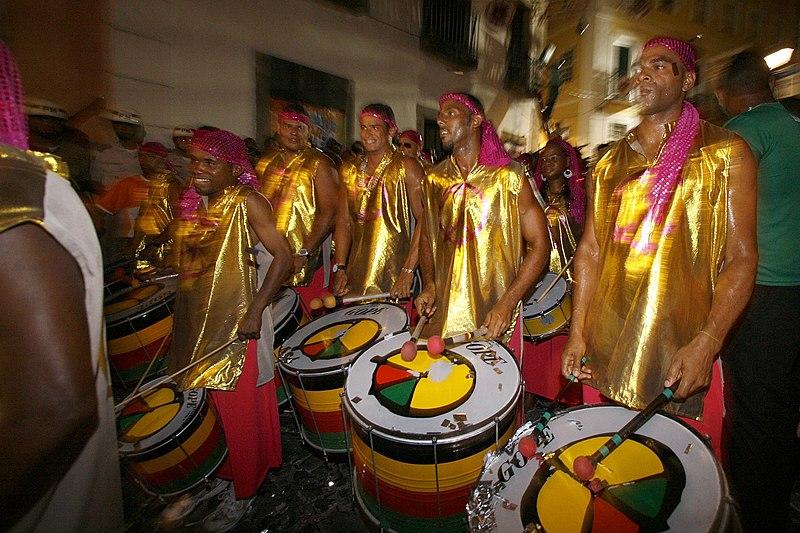 Música em Salvador