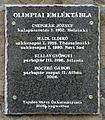 Olympians plaque Tapolca Deák Ferenc u 19.jpg