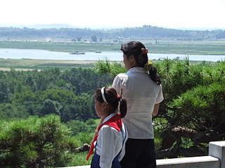 Mangyongdae human settlement