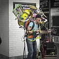 One-man band street performer - 3.jpg