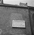 Onthulling Gedenksteen Comenius te Naarden, Bestanddeelnr 901-6162.jpg