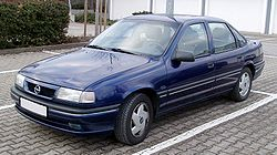 Opel Vectra A facelift
