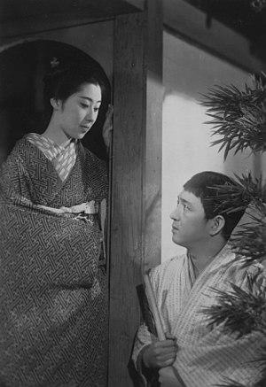 Orizuru Osen - Image: Orizuru Osen scene 1935