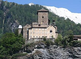 Ortenstein Castle