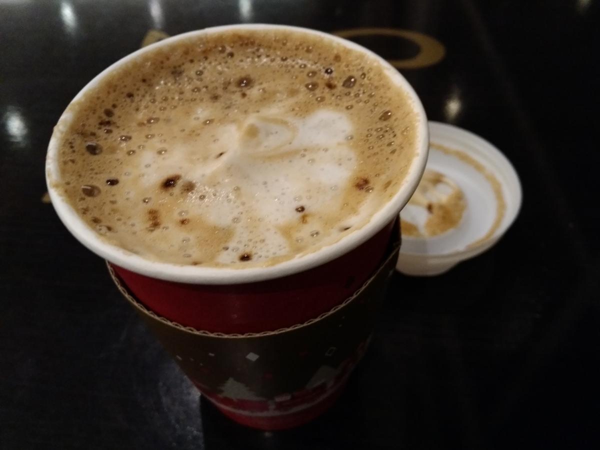 how to make orzo coffee