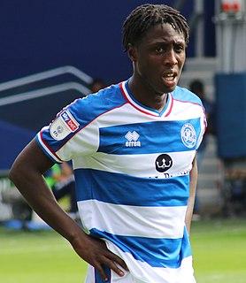 Osman Kakay English association football player