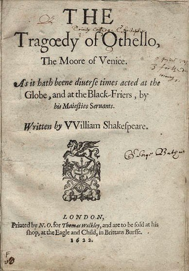 File:Othello title page.jpg