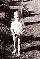 Otroka ob trgatvi v Jeruzalemu 1961.jpg