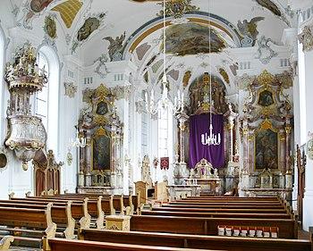 Pfarrkirche St. Oswald Otterswang