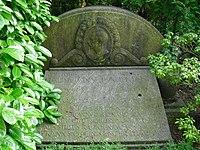 Otto Hausmann - Reformierter Friedhof Hochstraße.jpg