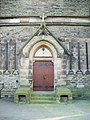 Our Lady and St Patrick Catholic Church, Walton-le-Dale, Doorway - geograph.org.uk - 638360.jpg
